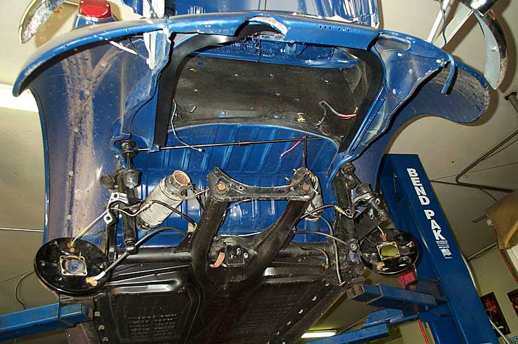 VW Restoration (Steve Williams)